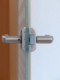 Types of door locks used in Residential Property