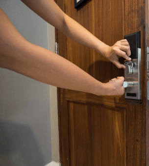 What to do if you are locked out of the house?